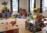 1. den ve školce